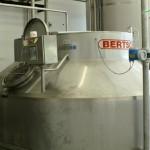 Kupferkessel Milcherwärmung