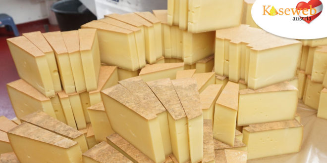 Höchste Käsequalität wird mit frischem Käsezuschnitt möglich.