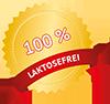 100 % laktosefreier Käse